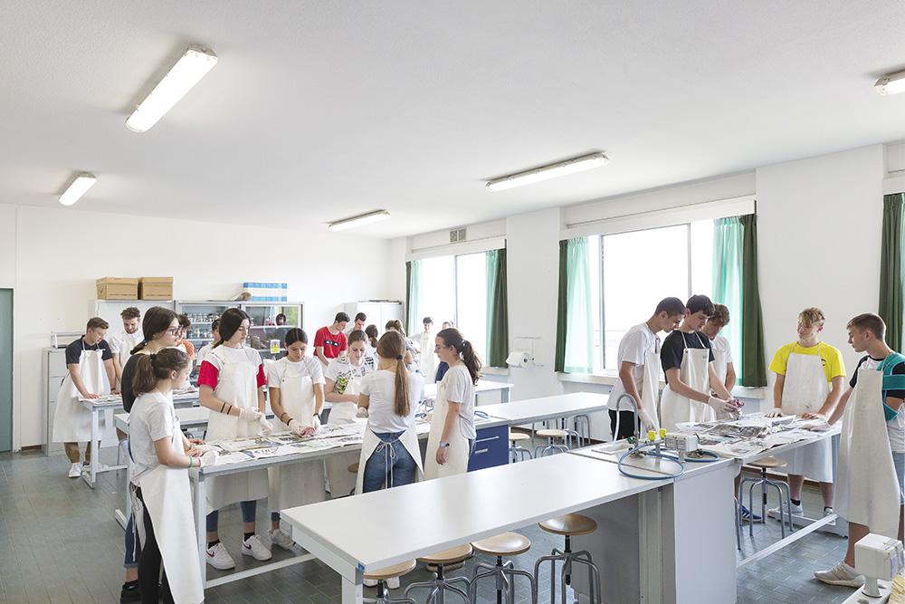 Liceo Tron Zanella Schio